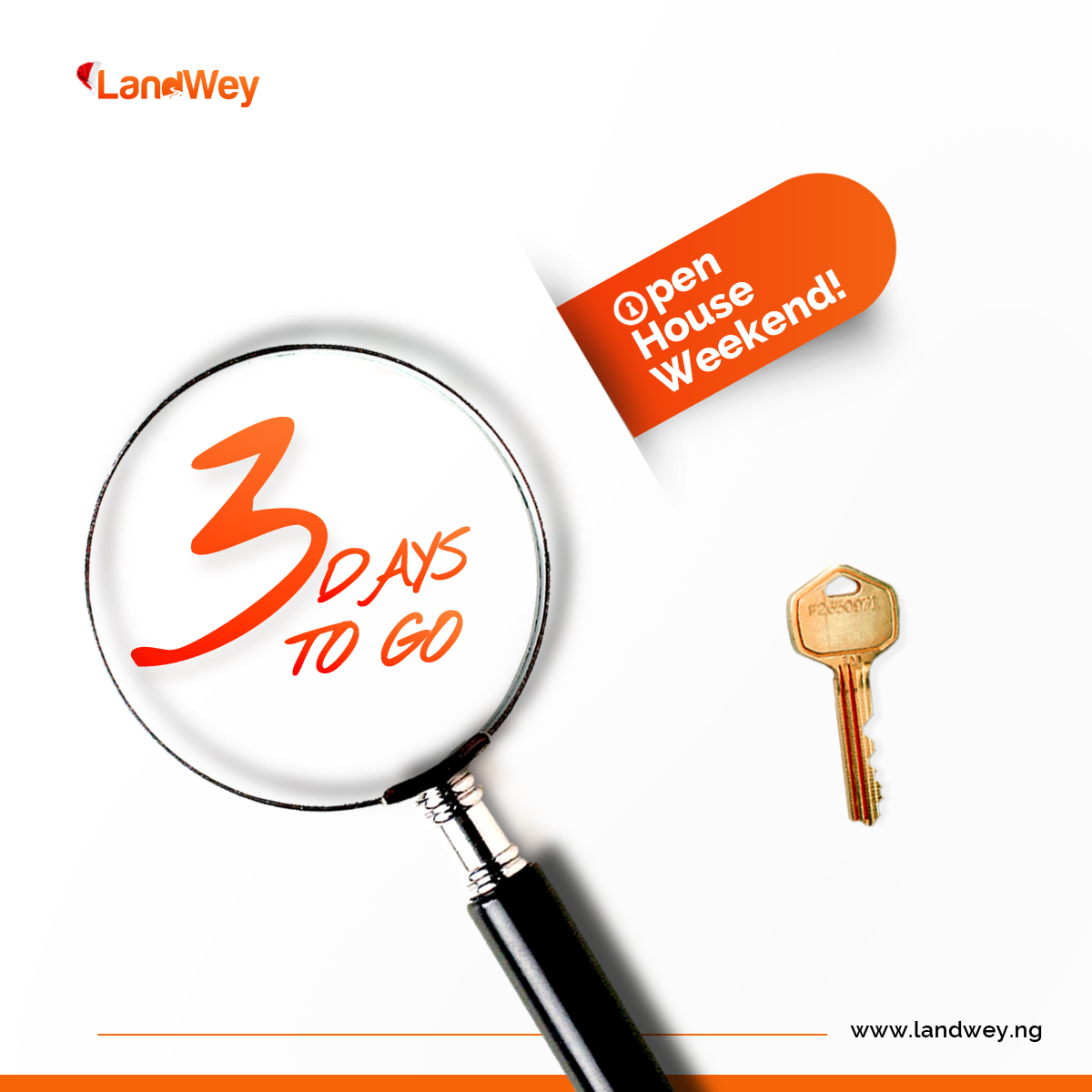 LandWey's Open House Weekend is here!!!