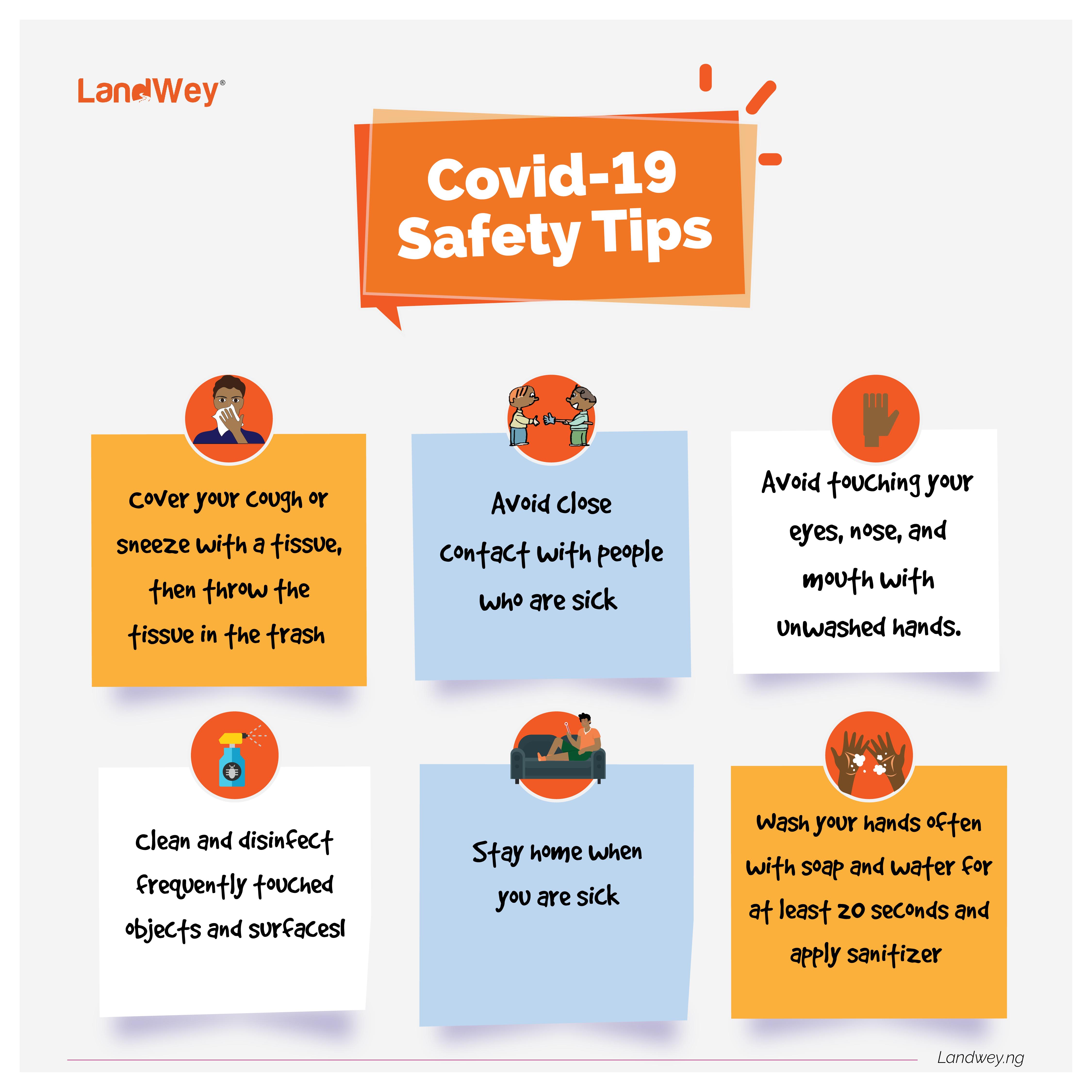 corona virus prevention tips
