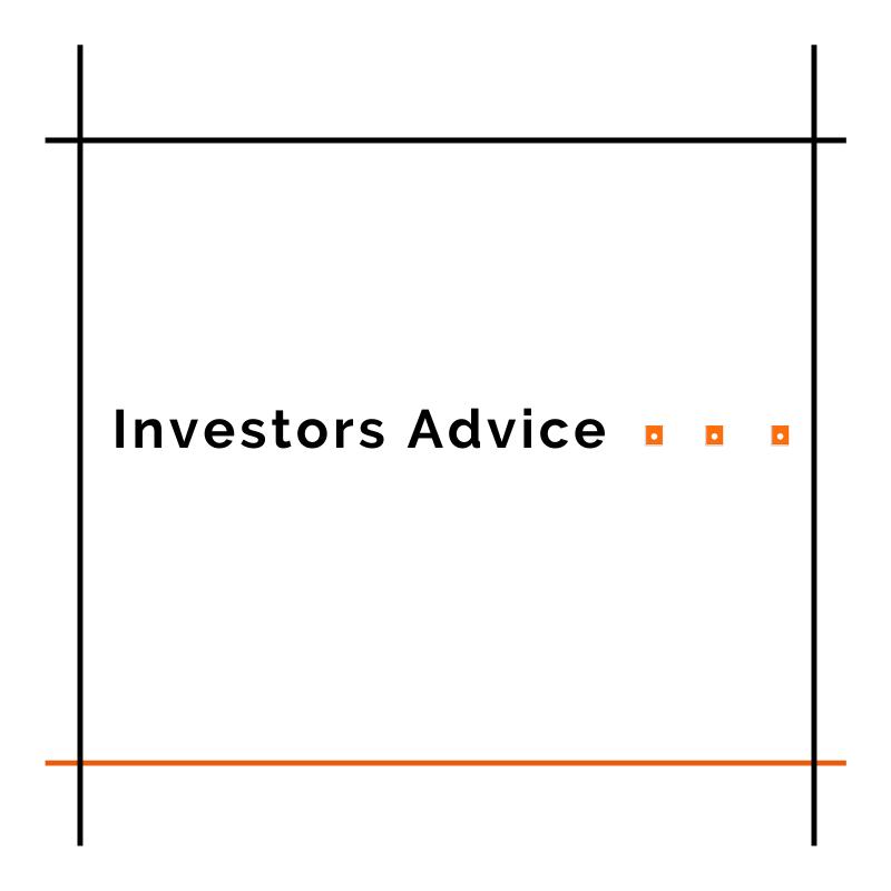 investors advice