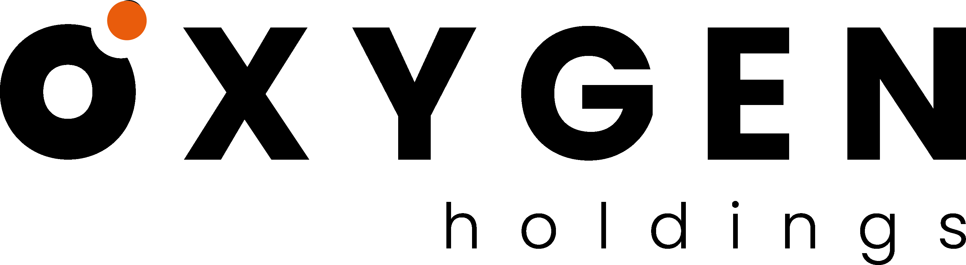 oxygen web logor